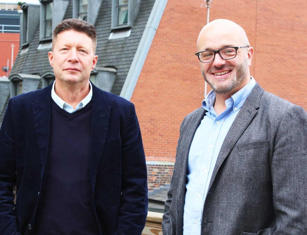 Mike Naughton, Managing Director and Gareth Healey, Commercial Director Absorb Employment Law Consultants |