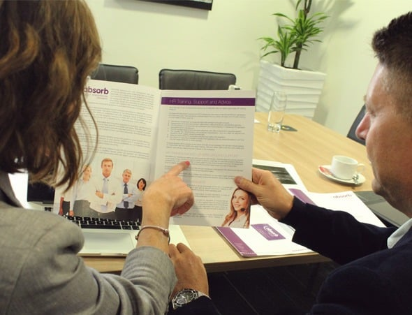 HR Documentation & Training | Absorb Employment law consultants